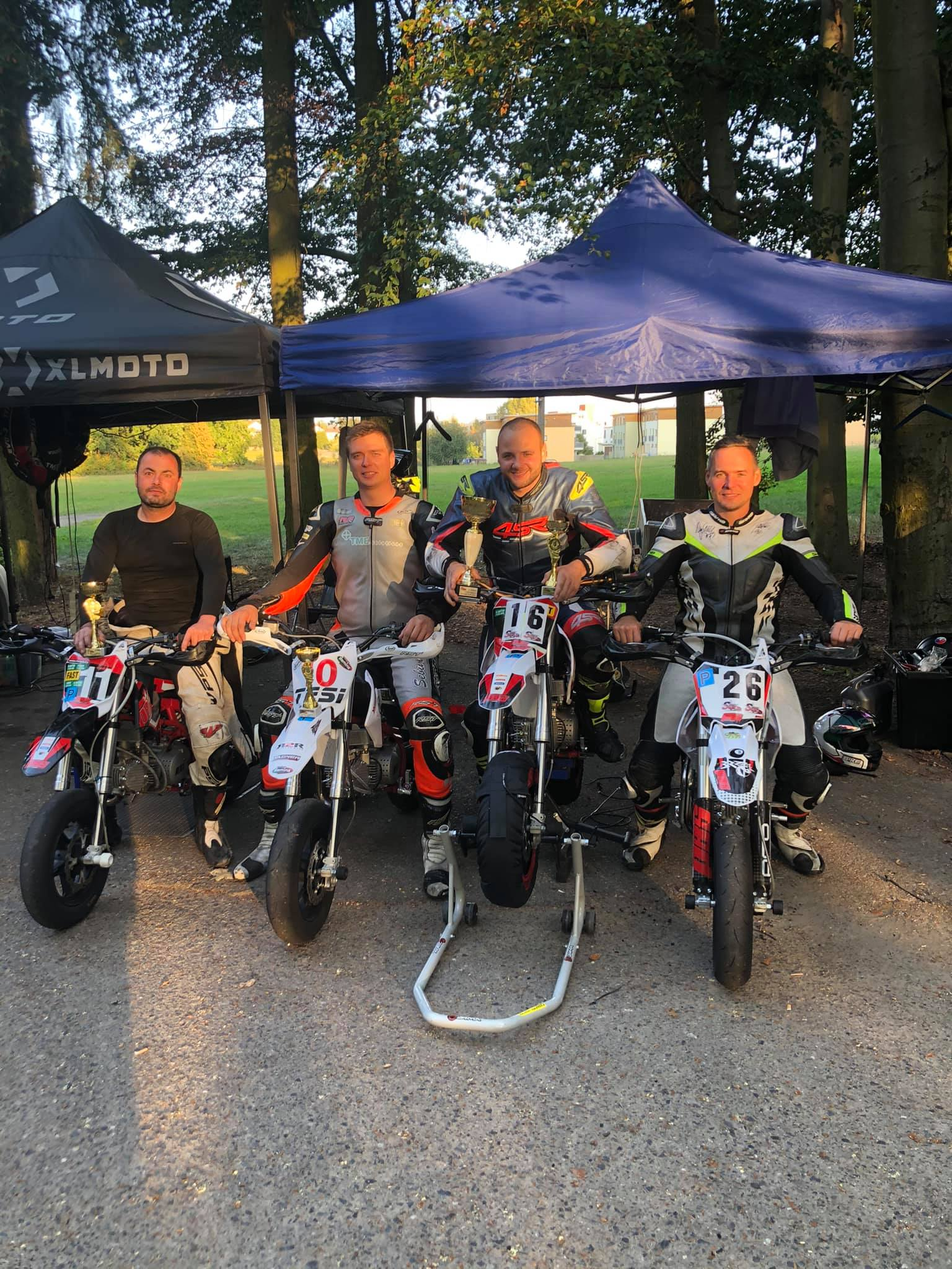 Podporujeme JustRide Racing Team