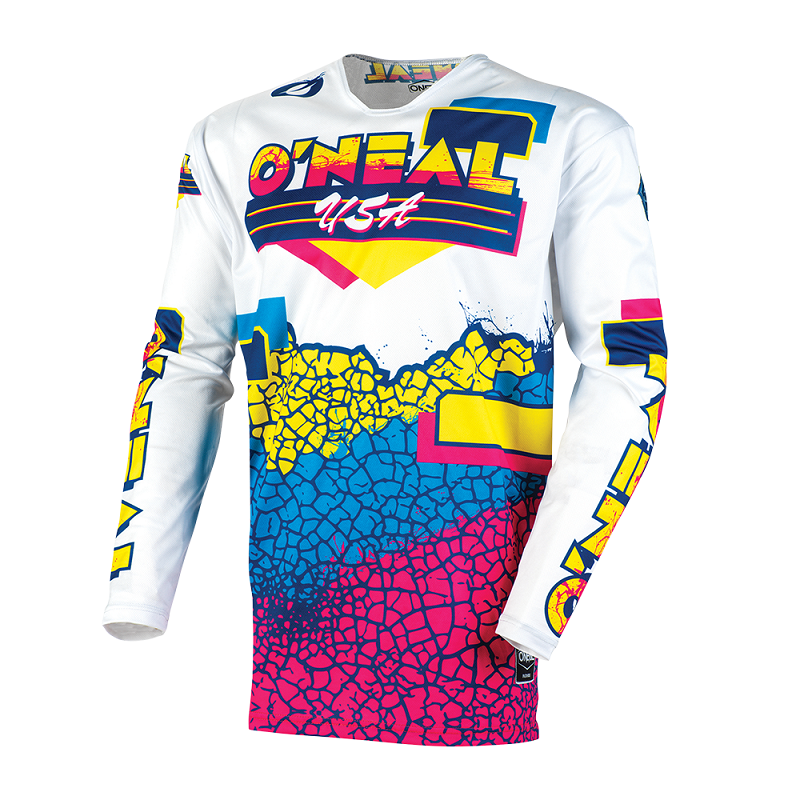 MX dres Oneal Mayhem CRACKLE 91