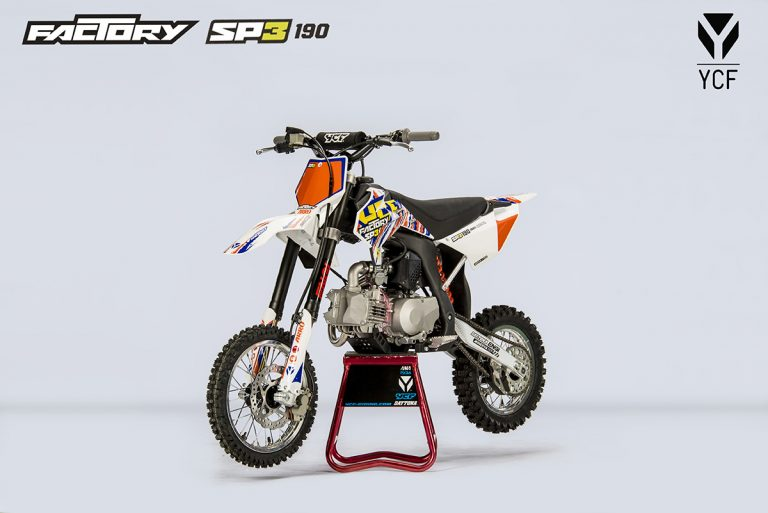 Pitbike YCF Factory SP3 190