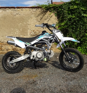 Pitbike Stomp Juicebox 90 el.start, automat